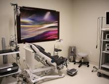 Star Clinic examination room